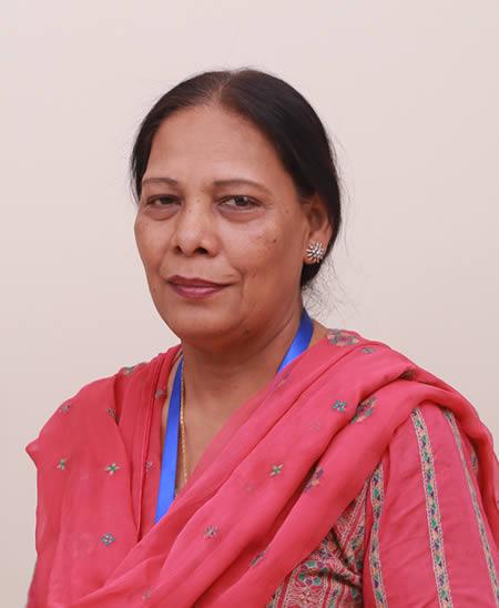 Mrs. Venus Suleman